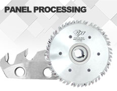 Saw blade for Panel Processing