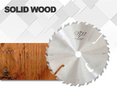 Saw blade for Solid Wood